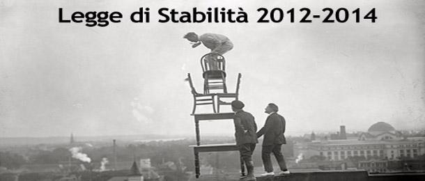 Legge-di-Stabilità-2012-2014