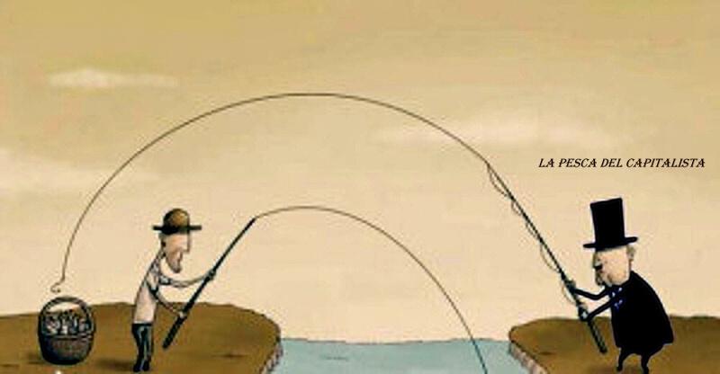 la pesca del capitalista