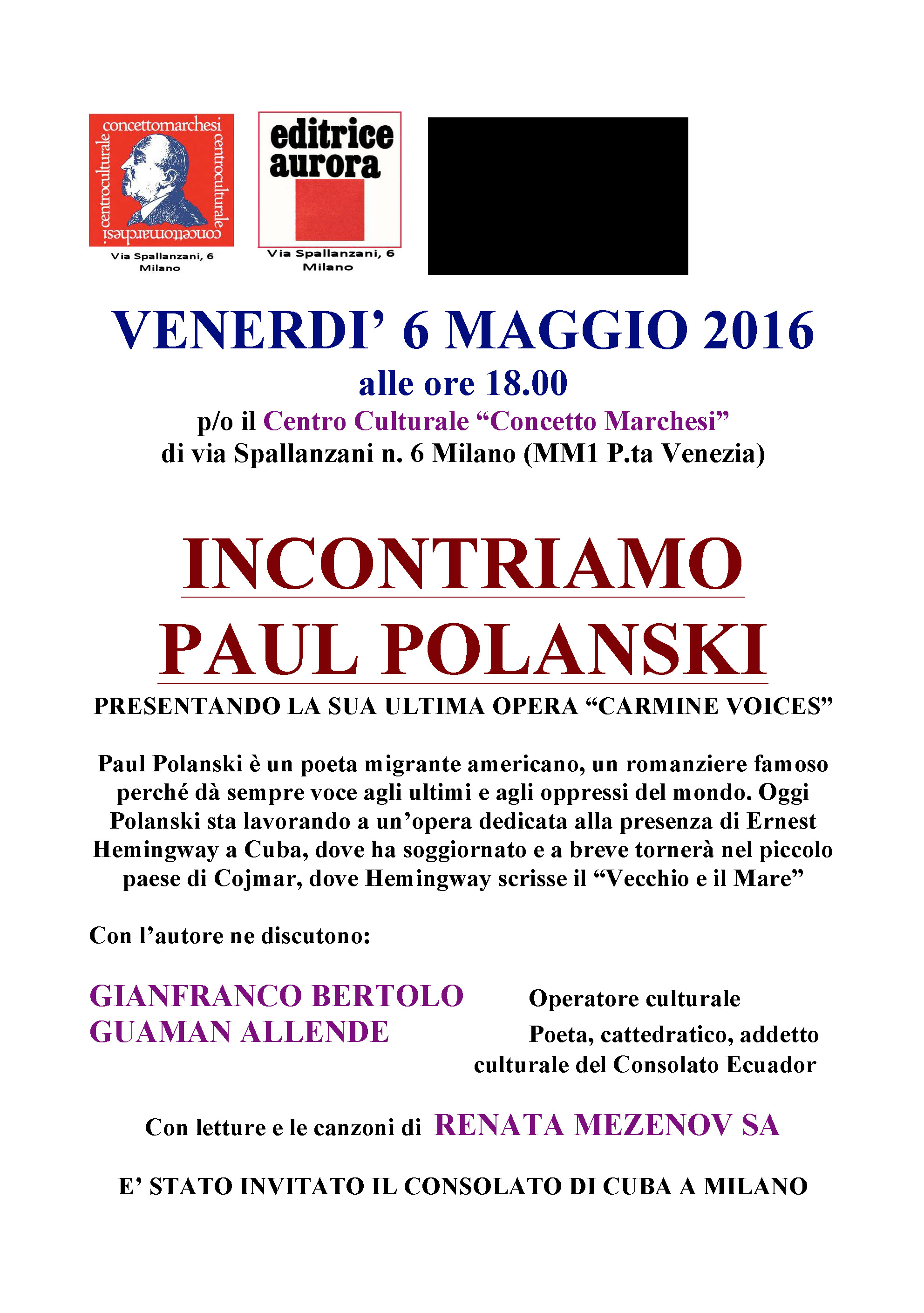 PAUL POLANSKI